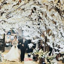 Directory of wedding decoration lighting vendors in bandung pepper suite events junglespirit Gallery