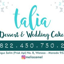 Talia Dessert & Wedding Cake