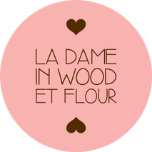 La Dame in Wood