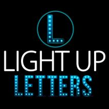 Light Up Letter Bali