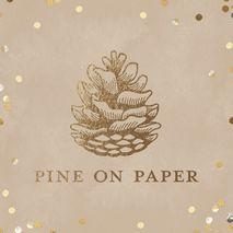 PINE ON PAPER