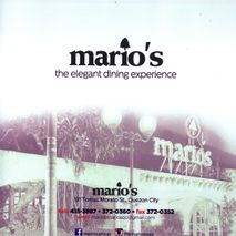 Mario's Restaurant (Wedding Venue and Catering)