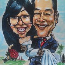 Bali Karikatur