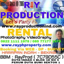 RAY PRODUCTION INDONESIA