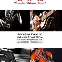 ronald wilson music