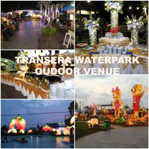 Transera Waterpark Outdoor Venue
