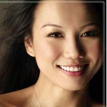 Bi-lingual Female Emcee Sharlyn Lim