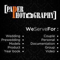 PAPER photo & video