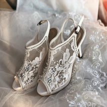 Alexa Wedding Shoes