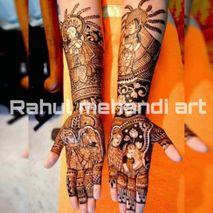 Rahul Mehandi Art Agra