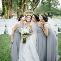 Julie Bridesmaid