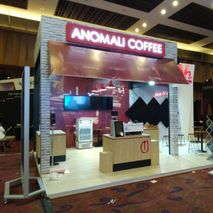 Anomali Coffee Catering