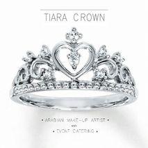 Tiara Crown make up Artist