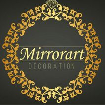mirrorart decoration