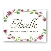 Axelle Pagar Ayu