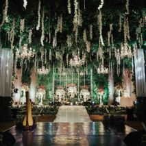 Directory of wedding decoration lighting vendors in surabaya best decor junglespirit Gallery