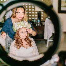 Boracay Hair and Makeup by May Jasmin Labao