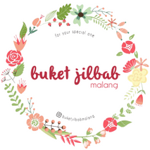 Buket Jilbab Malang