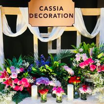Cassia Decoration