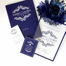 Directory of wedding invitations vendors in surabaya bridestory dot line designs stopboris Gallery