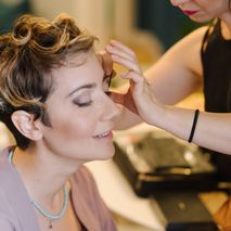 Antonia Deffenu make-up artist