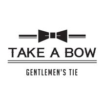 Take A Bow Tie