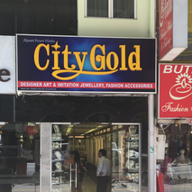 Citygold fashion jewelry