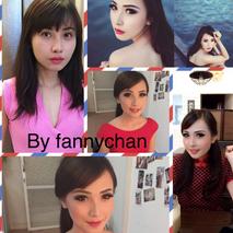 Fanny chan makeup