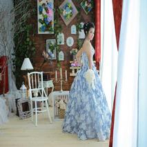 My bride's