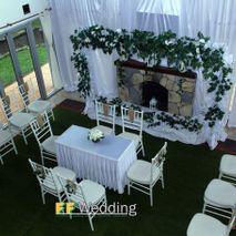 Fiora Fairuz Wedding (Faiqa Decoration)