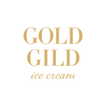 Gold Gild Ice Cream