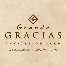 Grande Gracias Invitations