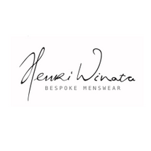 Henri Winata Menswear