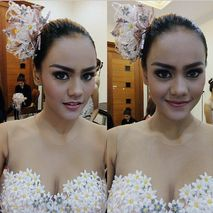 Florencia Sanjaya Make Up Artist