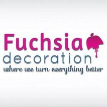 Fuchsia Decoration