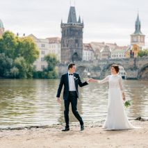 My Prague Wedding