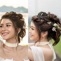 Angel Chua Lay Keng Makeup and Hair