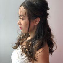 Merryfish Makeup and Hair