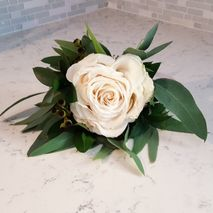 Dahlia Bud & Flower