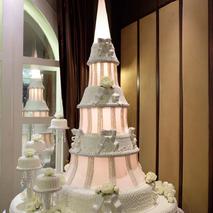 Damai Wedding Cake