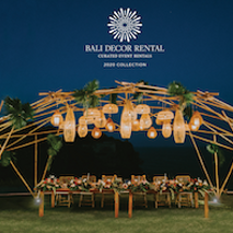 Bali Decor Rental