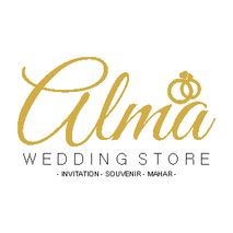 Alma Wedding Invitation
