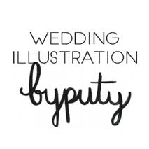 Wedding Illustration byPuty