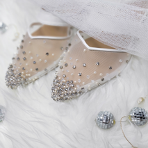 Lumiere Bridal Shoes