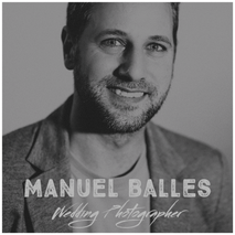 Manuel Balles. Wedding Photographer.