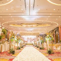 Skenoo Hall Emporium Pluit by IKK Wedding
