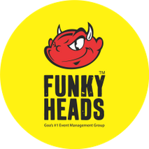Funky Heads - Event Active