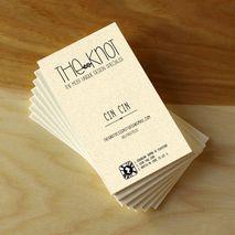 The Knot (Unique Wedding Invitation Design)