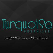 TurquoiSe Organizer