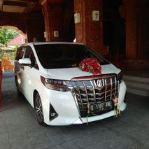 Bali Alphard Rental
